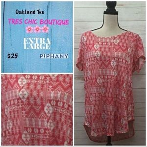Honey & Lace Oakland Tee
